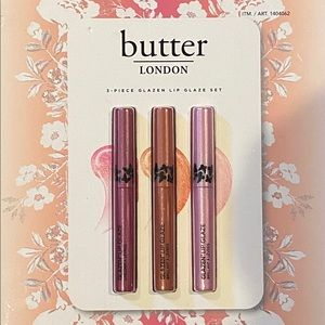 London Butter Lip Glaze Set